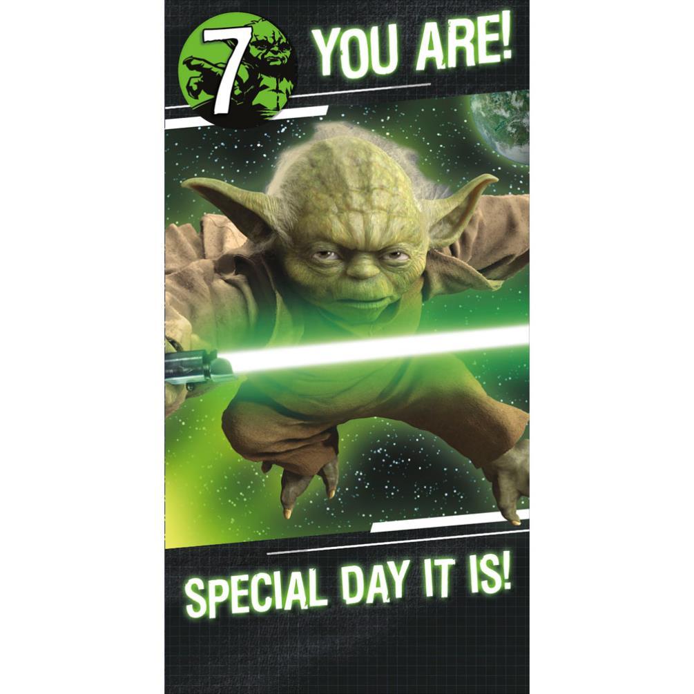 Star Wars Birthday Cards Assorted Ebay