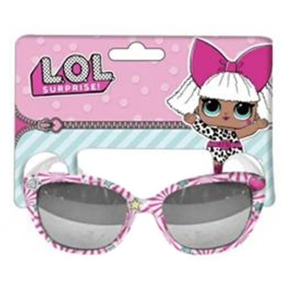 04de2961b410 LOL Surprise Kids White Sunglasses (8054708094016-1) - Character Brands