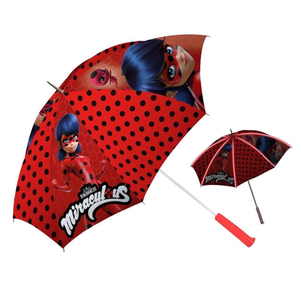61908e0d6 Miraculous Ladybug Umbrella With LED Lights