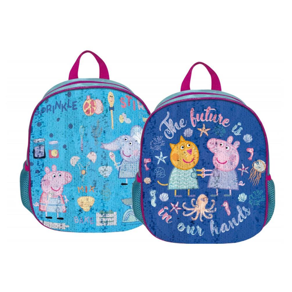 818000968ffa Peppa Pig Sequin Backpack