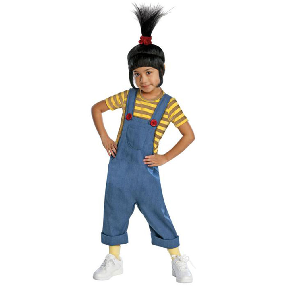 Toddlers Despicable Me Agnes Fancy Dress Costume 886441