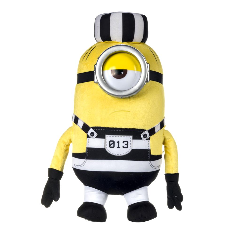 Minion Mel In Jail Large Plush Soft Toy 9081 Character