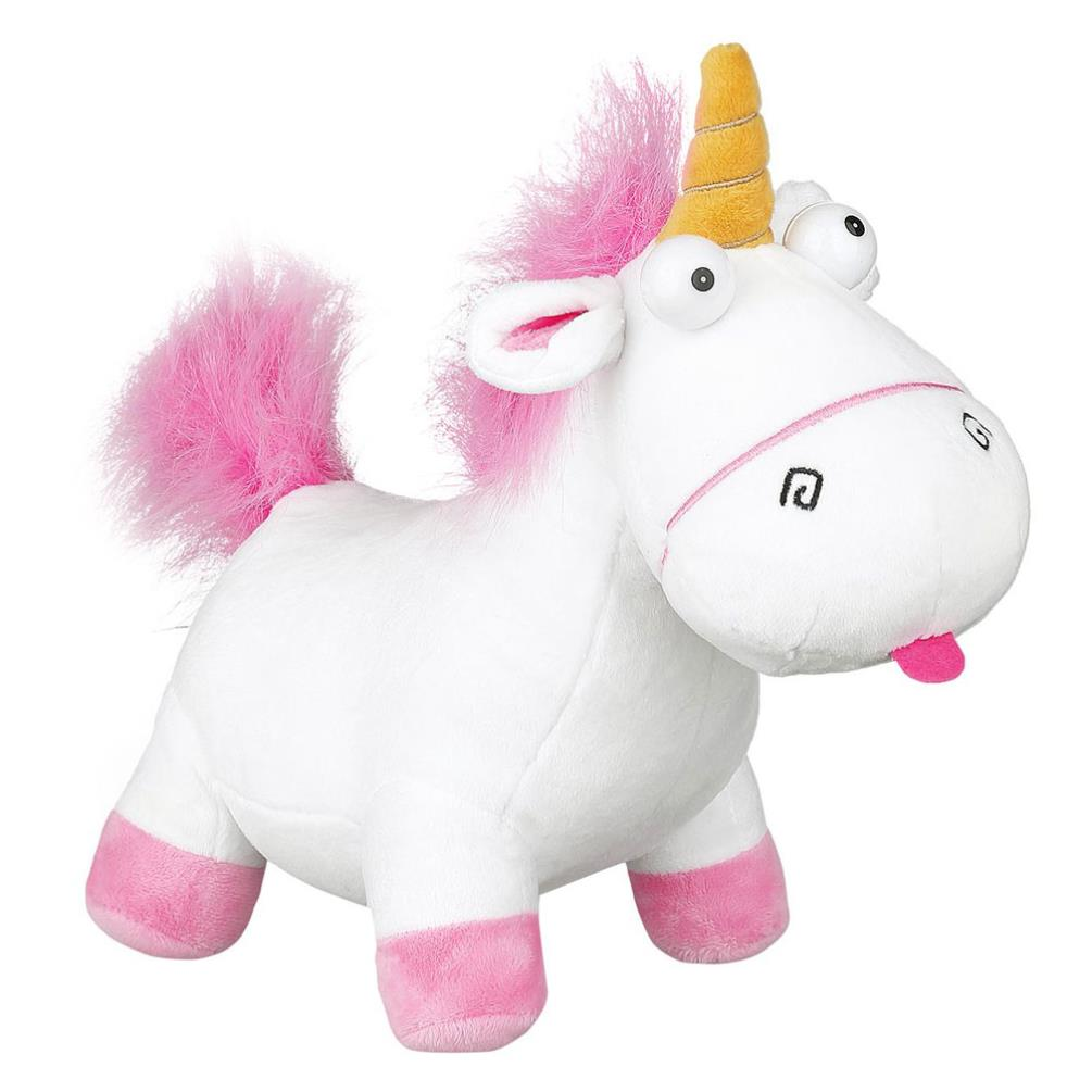Despicable Me Fluffy Unicorn Large Soft Toy 9233