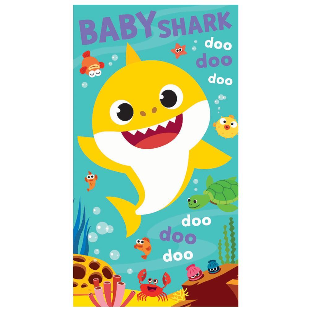 Baby Shark Birthday Card (BS010)