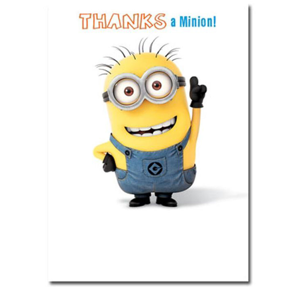 Minion Greeting Card Collection Ebay