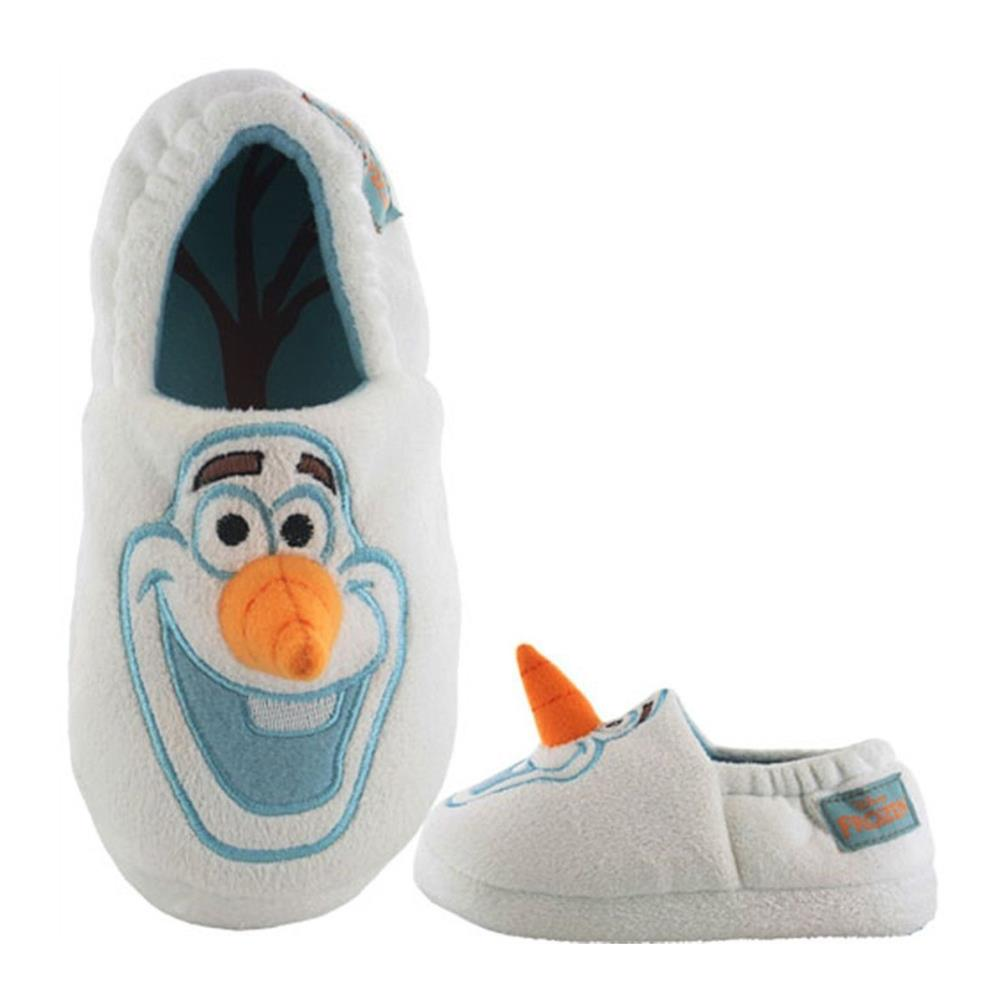 455be223e146 Disney Frozen Olaf Kids Novelty Slippers (GSS03644A) - Character Brands