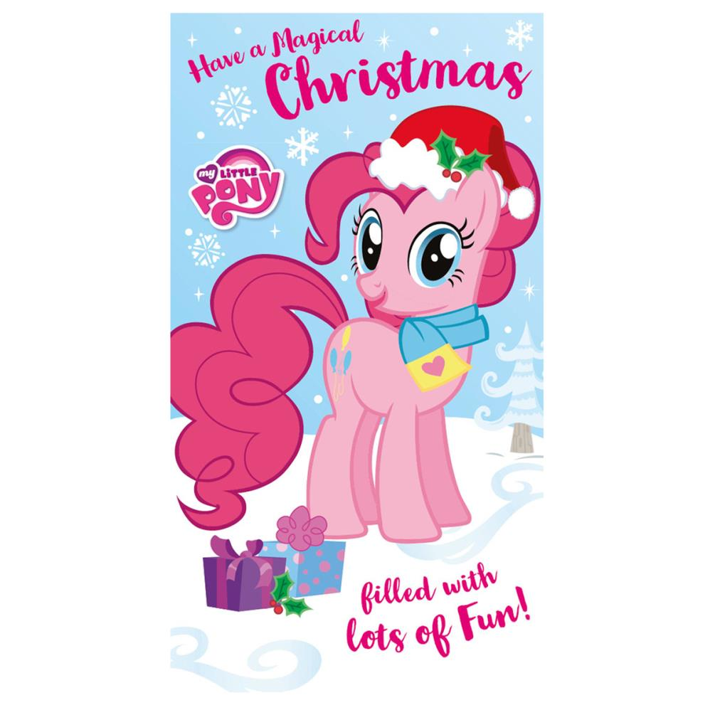 My Little Pony Christmas Card (MLX07) - Character Brands