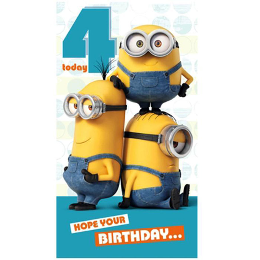Minion Birthday Card Collection – Birthday Card Collection