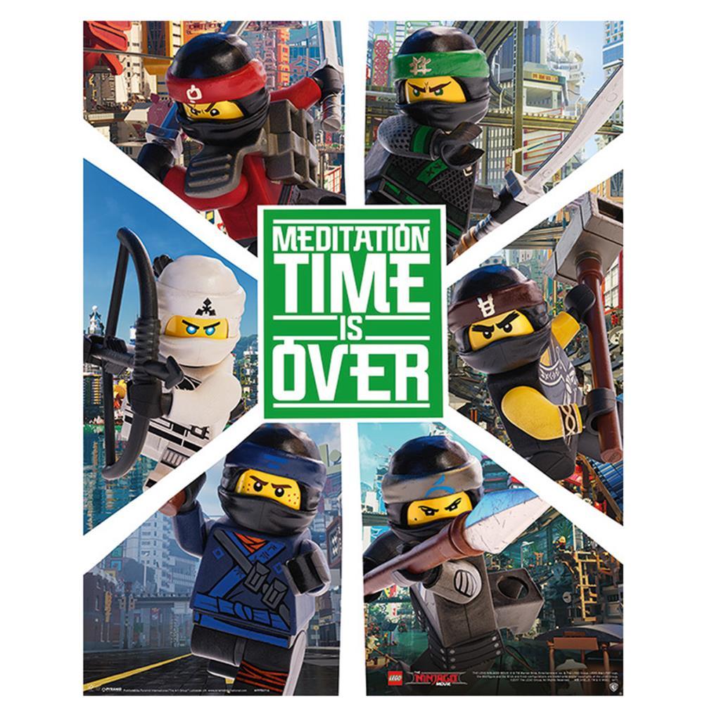 Lego Ninjago Character Mini Poster (MPP50716) - Character ...