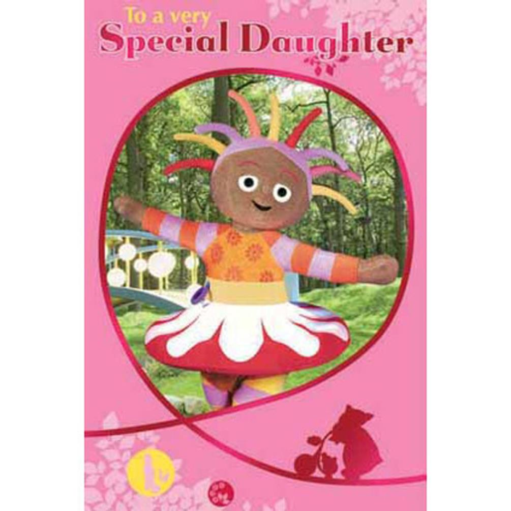 In The Night Garden Special Daughter Birthday Card 299