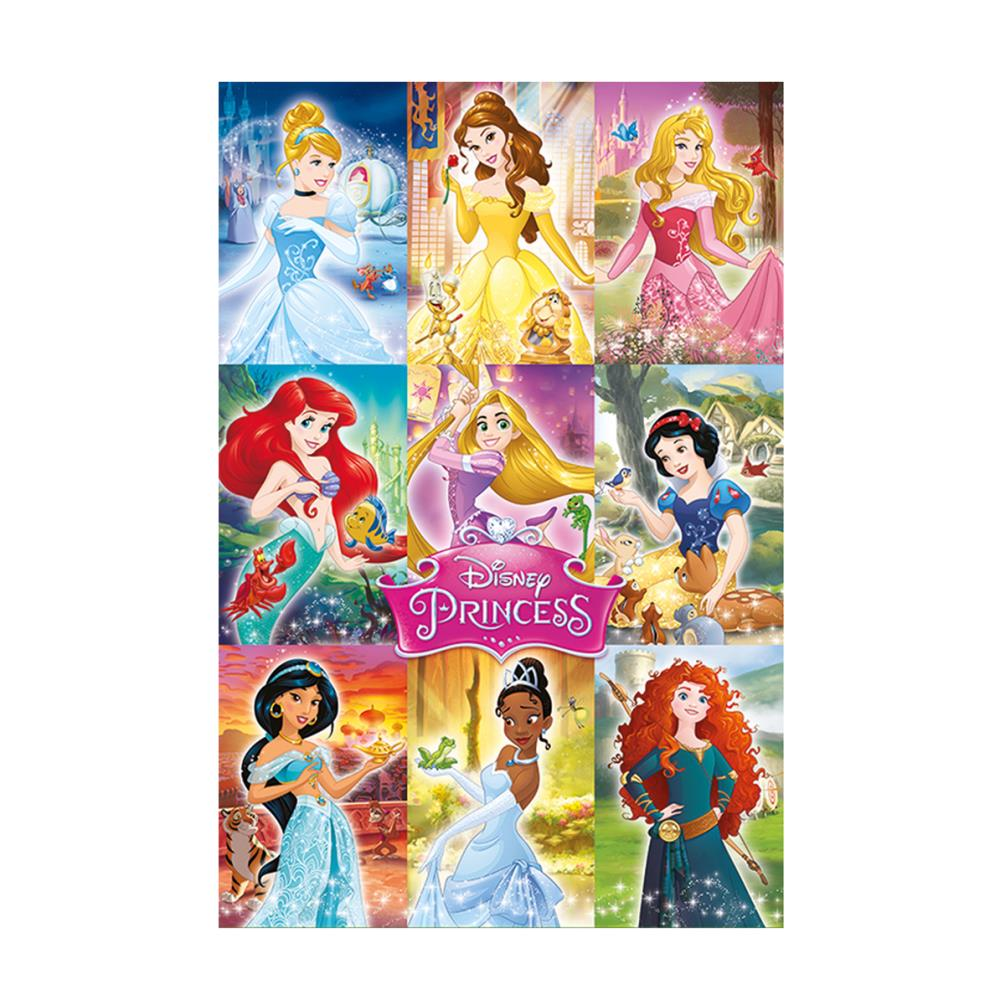 Disney Princess Collage Maxi Poster Pp33603 Character