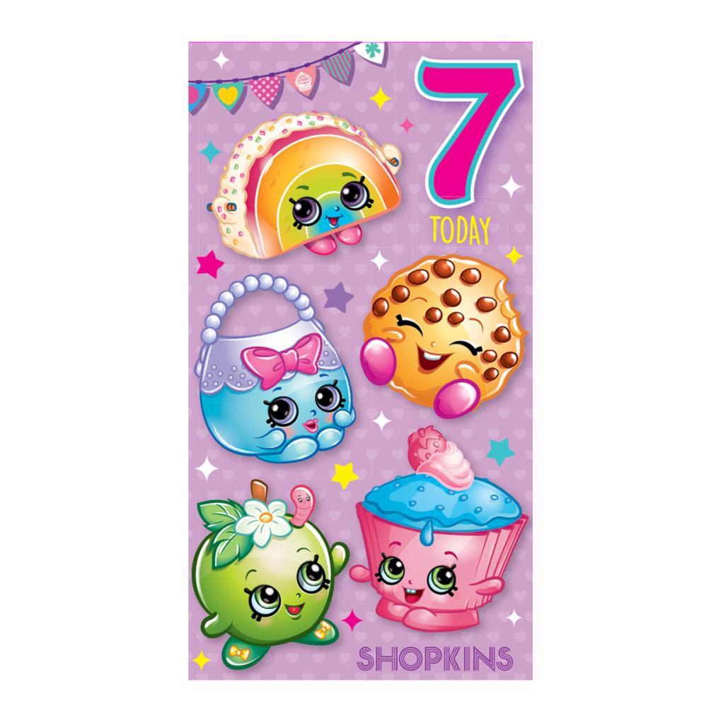Shopkins Birthday Cards   eBay