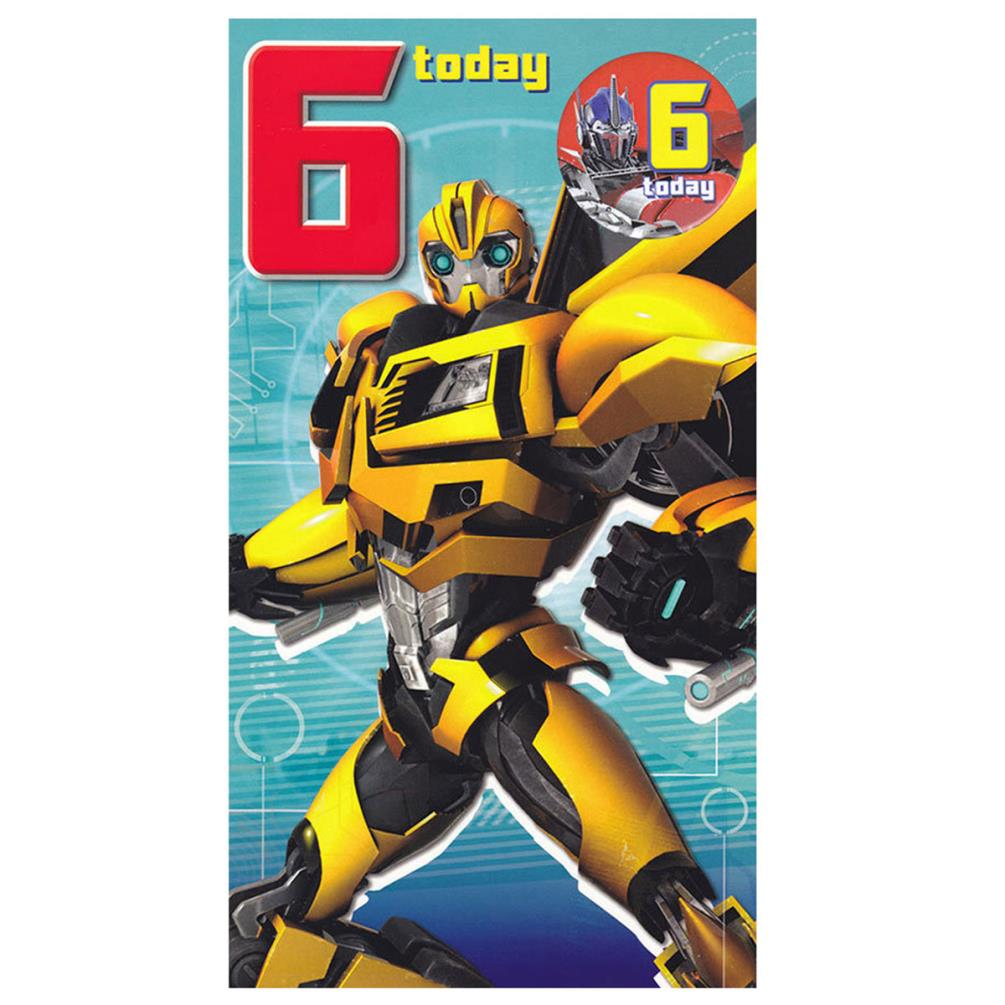 Transformers Greeting Cards Assorted eBay