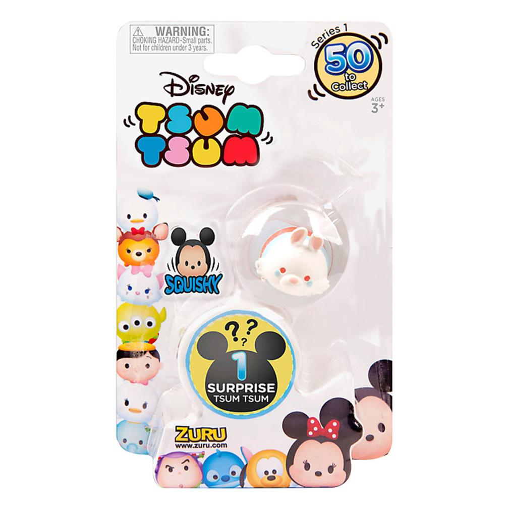 Disney Tsum Tsum Pack Of 2 Mystery Mini Figures Tt5801q