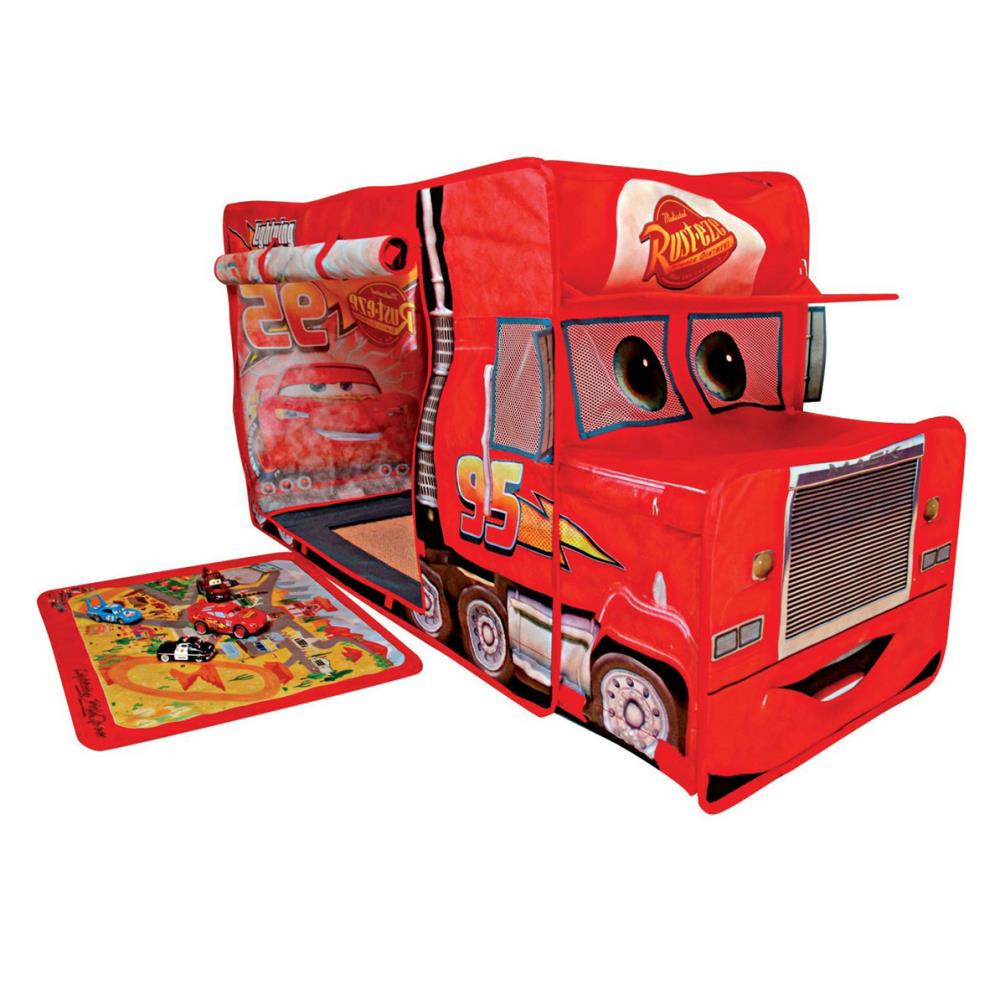 Disney Cars Mack Truck Play Tent with Play Mat £29.99  sc 1 st  Character Brands & Disney Cars Mack Truck Play Tent with Play Mat (WA167CCC ...