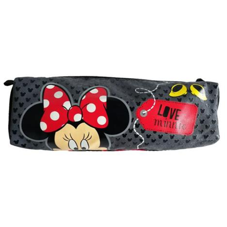Minnie Mouse Round Pencil Case  £3.49