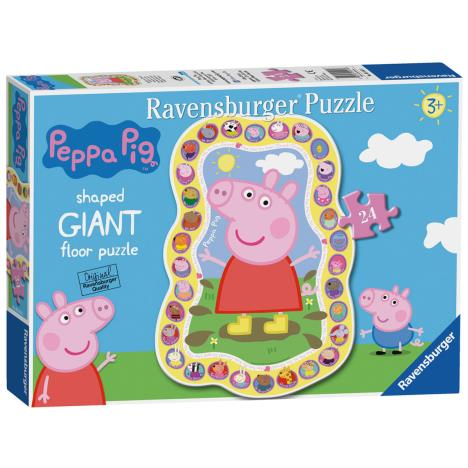 Peppa Pig 24pc Giant Floor Jigsaw Puzzle 5545