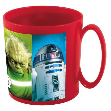 Star Wars 350ml Plastic Microwave Mug  £1.59