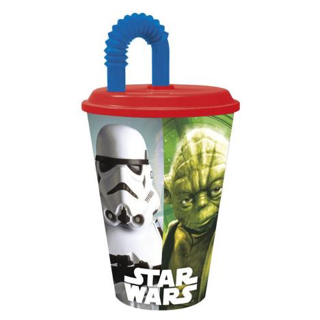 Star Wars 430ml Sports Tumbler With Straw  £1.59