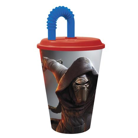 Star Wars Kylo Ren 430ml Sports Tumbler With Straw  £1.59