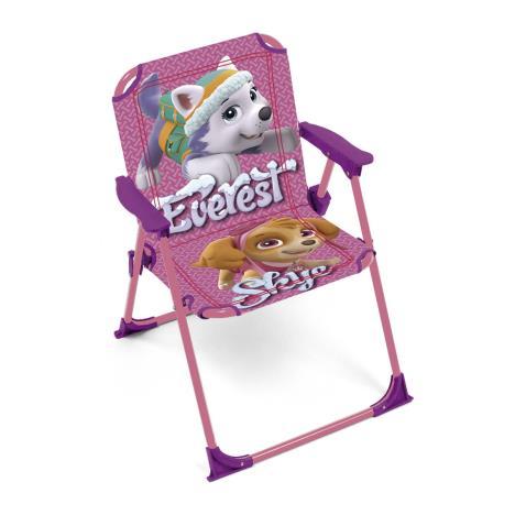 Paw Patrol Skye Amp Everest Kids Folding Chair