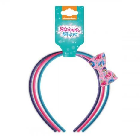 Shimmer & Shine 3 Piece Alice Bands  £2.99