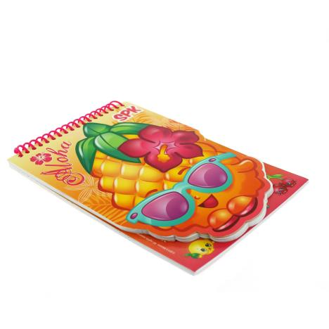 Shopkins Tropical A5 Activity Notebook  £3.99
